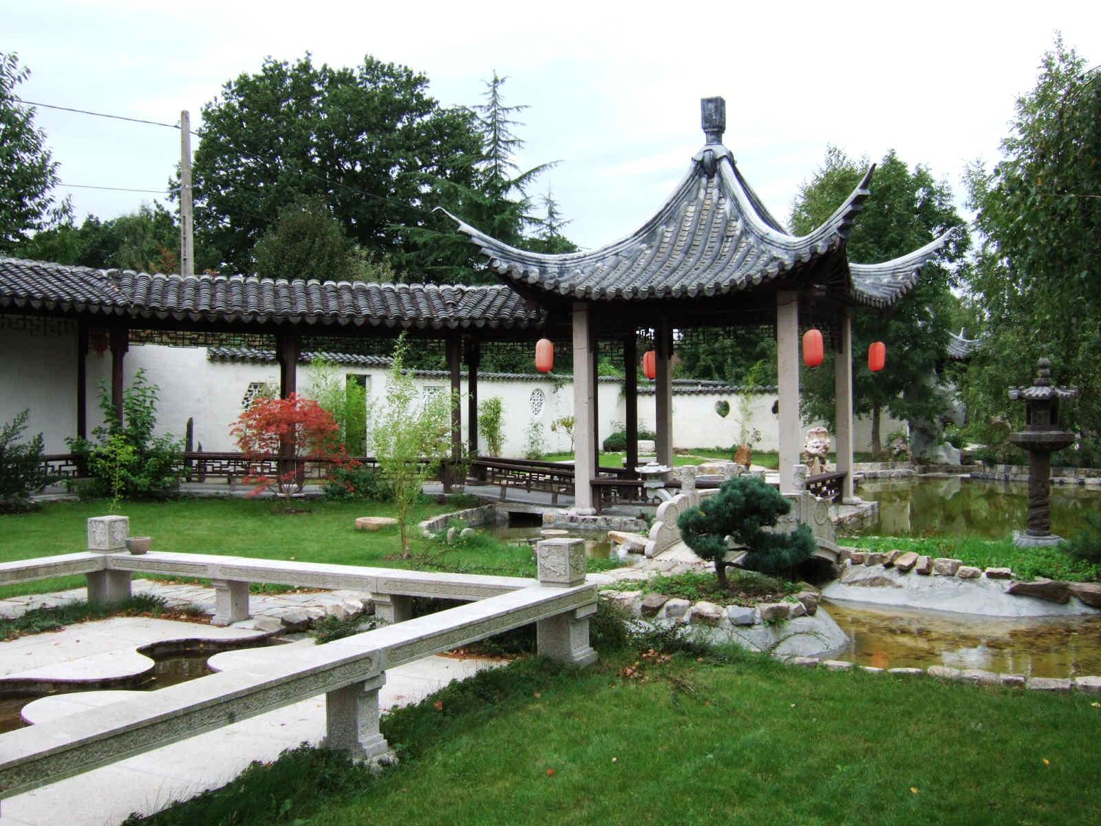 Jardin Yili Sept 2006